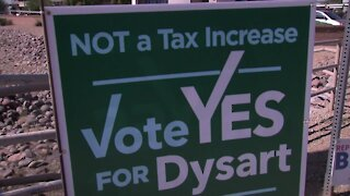 Dysart school funding up for a vote