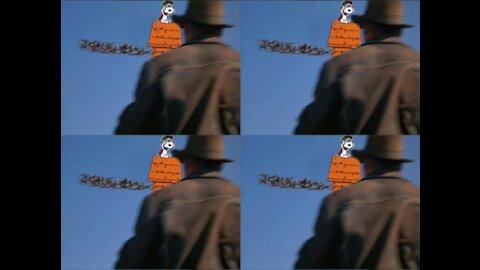 YTMND: Snoopy VS The Joneses
