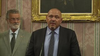 Community groups call for Cleveland police monitor Hassan Aden to step down