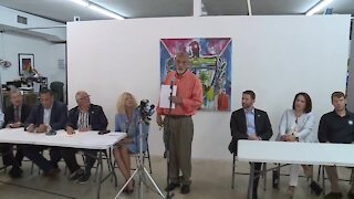 Elected Palm Beach County leaders gather to discuss crisis in Cuba