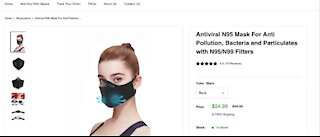 Beware of these face mask scams