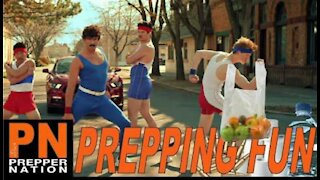 Prepping Should Be Fun! - SHTF