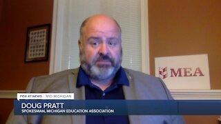 Doug Pratt, a spokesperson for the Michigan Education Association