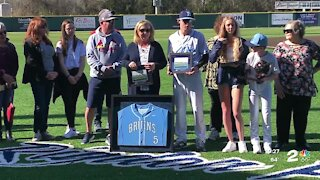 Bartlesville dedicates baseball field to late coach, athletic director