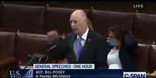 Congressman Ends His Speech With 'Let's Go Brandon'