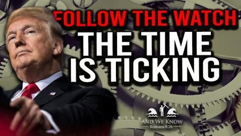 ~3.1.21: TRUMP SPEECH STAGE, WORDS, TIMES SPELL OUT TRUTH. WE WILL WIN! PRAY!~