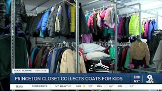 Princeton Closet collects coats for kids