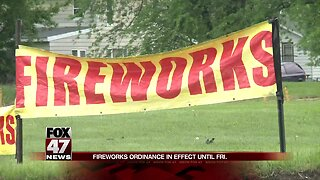 What you need to know about fireworks laws