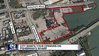Fort Pierce Fisherman's Wharf input sought