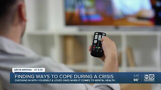 Finding ways to cope during COVID-19 crisis