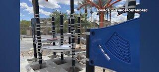 Henderson park gets upgrade