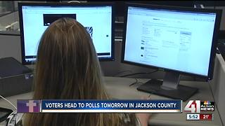 Voters head to polls Tuesday in Jackson County