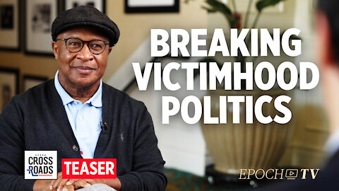 Teaser: Why the Politics of Victimhood Is a Dead End—Interview With Maurice Washington