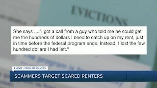 End of eviction moratorium brings out scammers