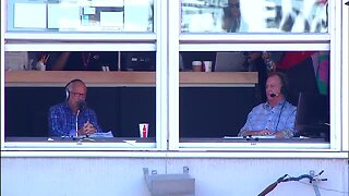 Marty Brennaman's final sign-off
