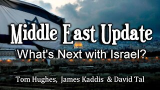 What's Next with Israel?