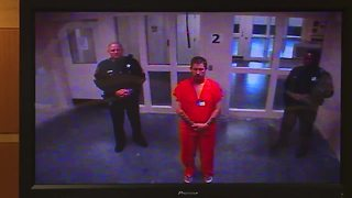 Stand your ground suspect first appearance in court