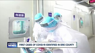 Erie County navigates first COVID-19 cases