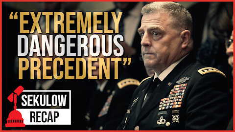 Blockbuster Revelation: Rogue Top General Put ENTIRE Country in Danger