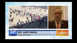 Rep. Andy Biggs - Democrats in disarray, kept afloat by media