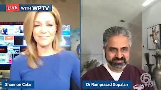 CDC recommends everyone (vaccinated or not) wear masks indoors. Dr. Ramprasad Gopalan answers your questions