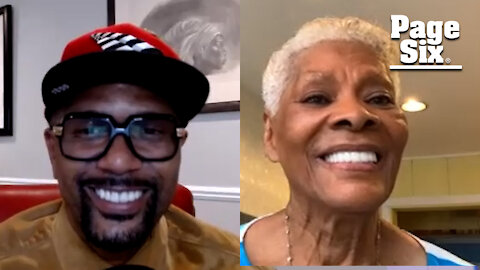 Dionne Warwick reveals the most important step in her morning routine