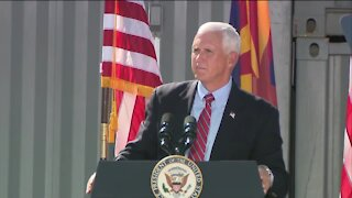 VP Mike Pence holds MAGA campaign rally in Peoria