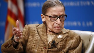Ruth Bader Ginsburg Is In The Hospital With A Possible Infection