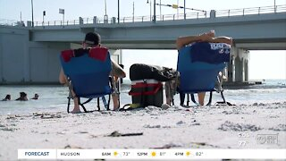 45 John's Pass business owners beg city to fix sand blocking issue, cite safety concerns