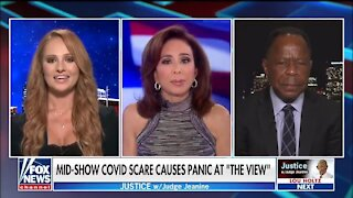Tomi Lahren: COVID Scare on The View Was Great for Kamala, She Didn't Have To Answer Questions