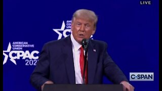 Trump BOLDLY Defends Women's Sports