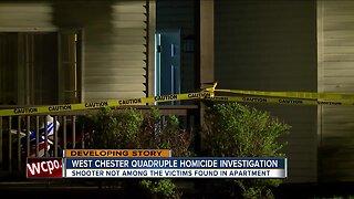 West Chester quadruple homicide investigation