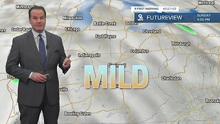 Your early Saturday morning forecast