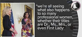 Obama, Clinton, others stand up for Dr. Jill Biden