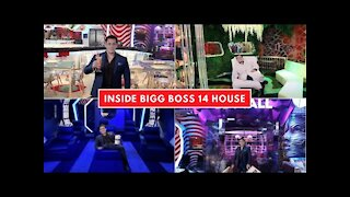 Bigg Boss 14 House INSIDE: Salman Khan Gives A Tour Of The Controversial House | SpotboyE