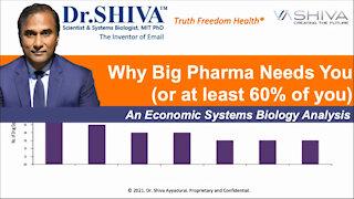 The Reasons Why Big Pharma Needs You