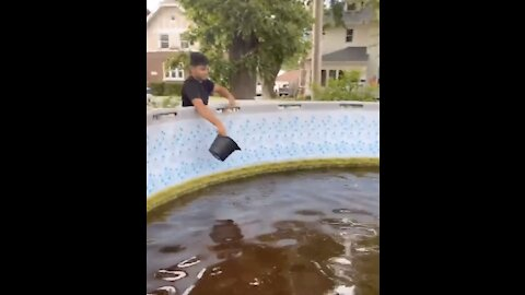 Pool Cleaning Compilation Is Incredibly Satisfying!