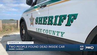 Two found dead on Sanibel