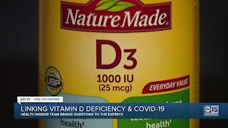 Is Vitamin D deficiency linked to severe cases of COVID-19?