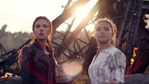 Scarlett Johansson Is Reportedly Suing Disney For The Way 'Black Widow' Was Released