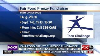 Fair Food Frenzy fundraiser
