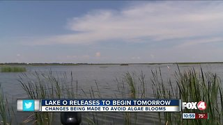 Army Corp releasing more water from Lake Okeechobee
