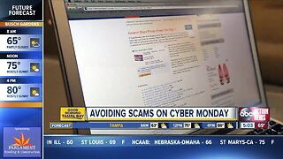 How to protect yourself from scammers this Cyber Monday