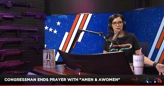 """Dana Loesch GOES OFF After Dems Assign Gender to """"Amen"""""""