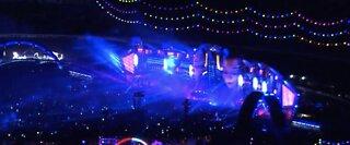 Future of live concerts, music festivals