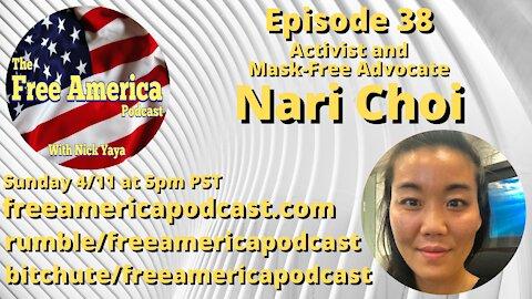 Episode 38: Nari Choi