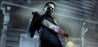 Michael Myers is here.