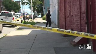 West Baltimore mass shooting amplifies calls for answers to violence
