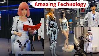 Amazing Technology | Amazing Technology in Future | Amazing Latest Robot Technology Inventions
