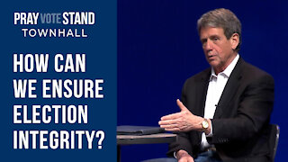 How can we ensure confidence in the system through election integrity?